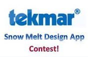 Win a tekmar® Snow Melting Control