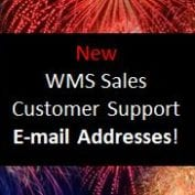 Customer Support E-mail Addresses